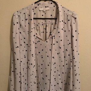 Loft woman's dress shirt
